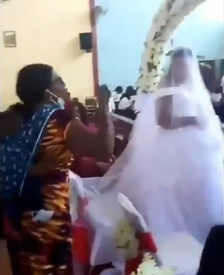 She Treated Me Badly When I Lost My Job – Man Whose Wedding Was Disrupted By Wife And children, Breaks Silence (Video)