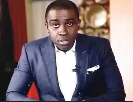 Frank Edoho Curses SARS Officials, Wants #EndSARS Protests To Continue