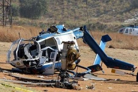9 Dead As 2 Helicopters Carrying Soldiers Crash