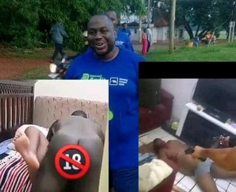 Bank Manager Shot Dead After He Was Caught Sleeping With Another Man's Wife (Photo)