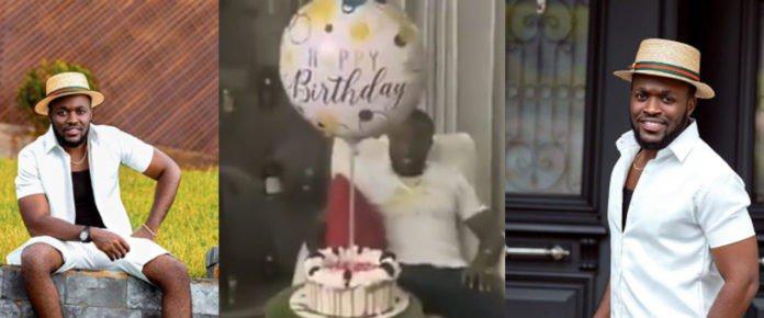 Lavish video of Kennedy Osei's birthday party surfaces