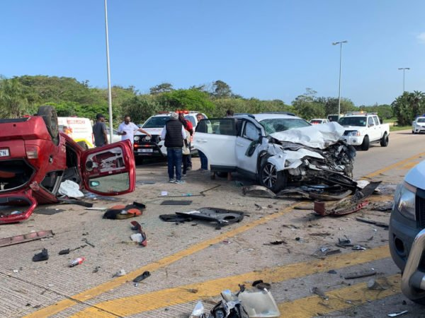 N2 head-on collision leads to death of a person, while five in critical condition
