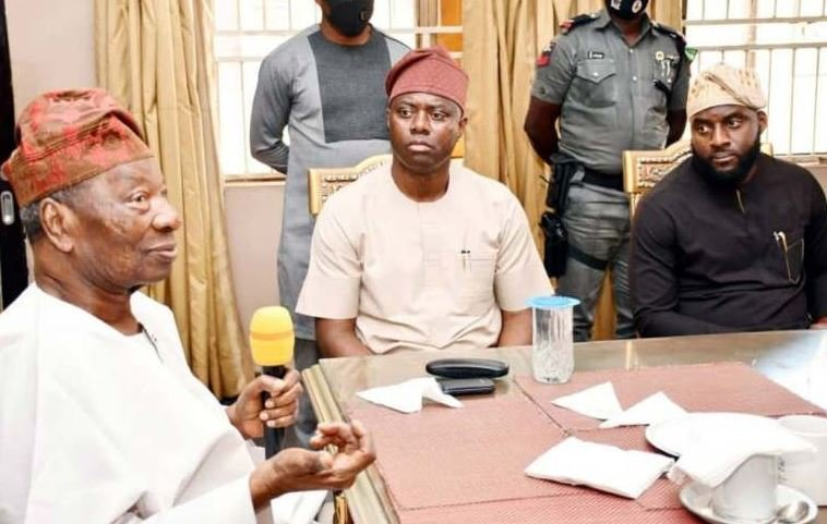 #EndSARS: Oyo State Governor Releases N100m For Renovation Of Soun Of Ogbomoso Palace, Families Of Slain Victims To Receive N1m