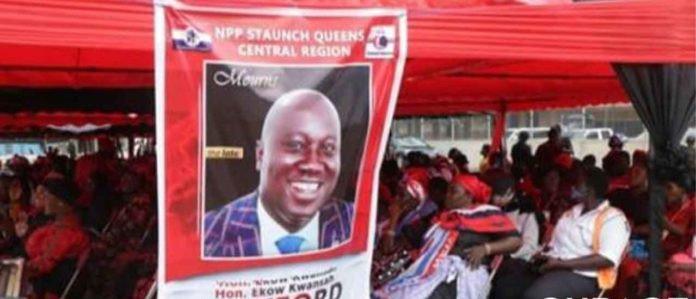 Five arrested over Mfantseman MP's murder case