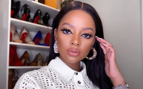 """Mihlali claims she feels """"Covidy"""""""