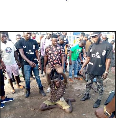 Two Notorious Traffic Robbers Arrested In Lagos