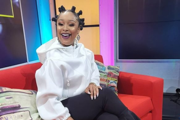 Minnie Dlamini thanks mom for pulling her a surprise baby shower