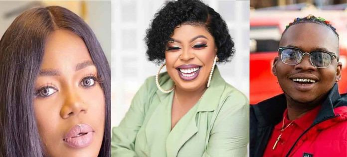 Mzbel reports Afia Schwarzenegger to Ga Traditional court