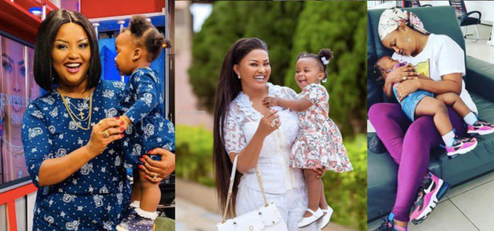 I'll close down any school that permits their teacher to lay a finger on my daughter – Nana Ama Mcbrown Threatens