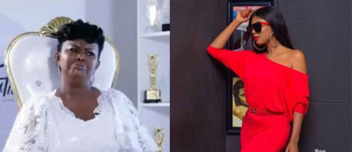 God told me Selly Galley will give birth to twins – Nana Ama Mcbrown