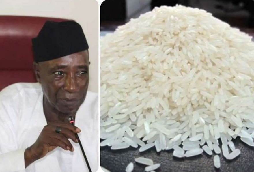 Nigeria Is Now Africa's Largest Rice Producer – Minister Of Agriculture, Sabo Nanono