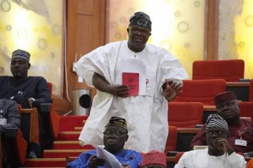 Nigerian Senator Opens Up, Reveals How SARS Operatives Killed One Of His Constituents