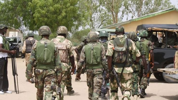 Nigerian Military Blows Hot, Threatens To Deal With Thugs Disrupting #EndSARS Protests