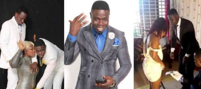 It's a divine direction from God-Pastor who shaved the pubic hair of female members of his church