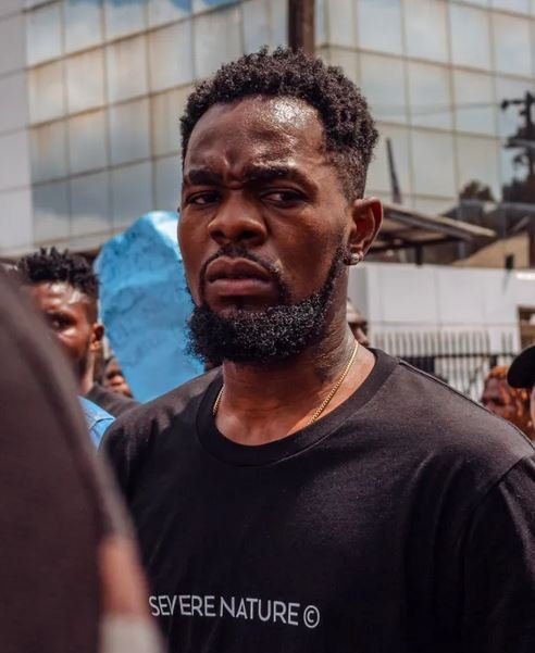 """If Your Parents Are Politicians Or Govt Officials, Don't Come To Protest, Talk To Them"" – Patoranking"