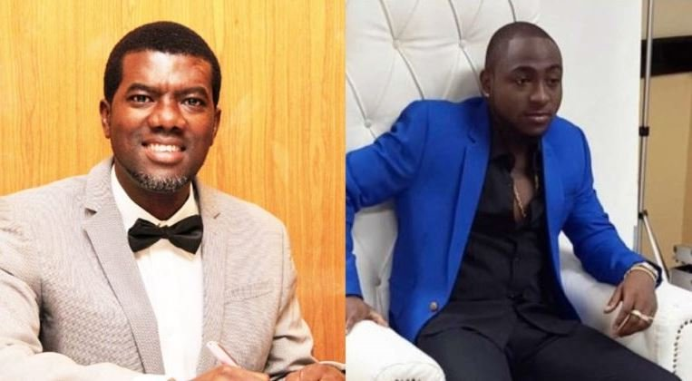 Reno Omokri Defends Davido After He Denied Engaging In SARS Protest During Closed Door Meeting With Police PRO