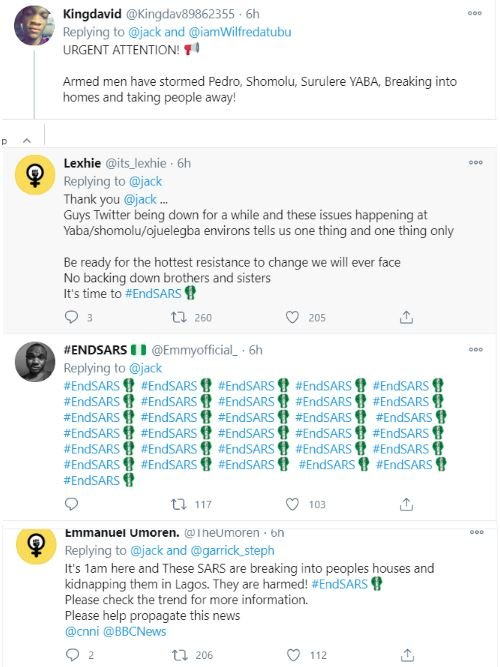 Twitter CEO, Jack Dorsey Unveils Special #EndSARS Emoji After Endorsing the Movement