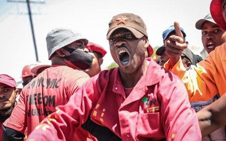 SAHRC calls for peace as protest action builds up in Senekal