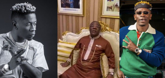 Archbishop Duncan Williams sends a  birthday message to Shatta Wale; he reacts (VIDEO)