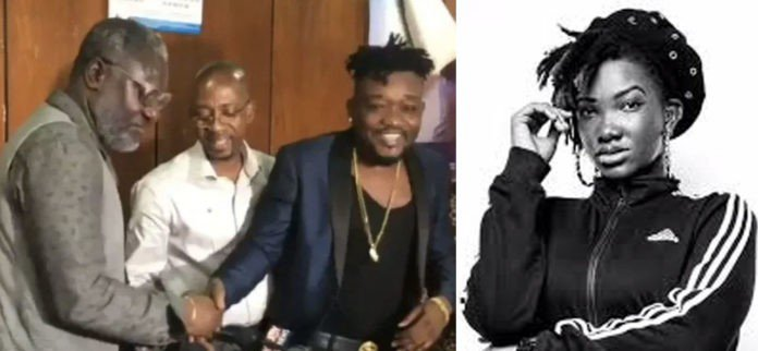 Starboy Kwarteng takes Bullet to court over Ebony's songs