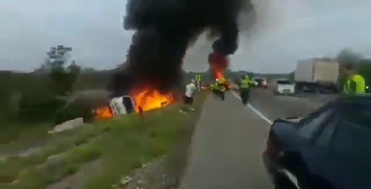 Tragedy As Tanker Explosion Kills Many People In Osun