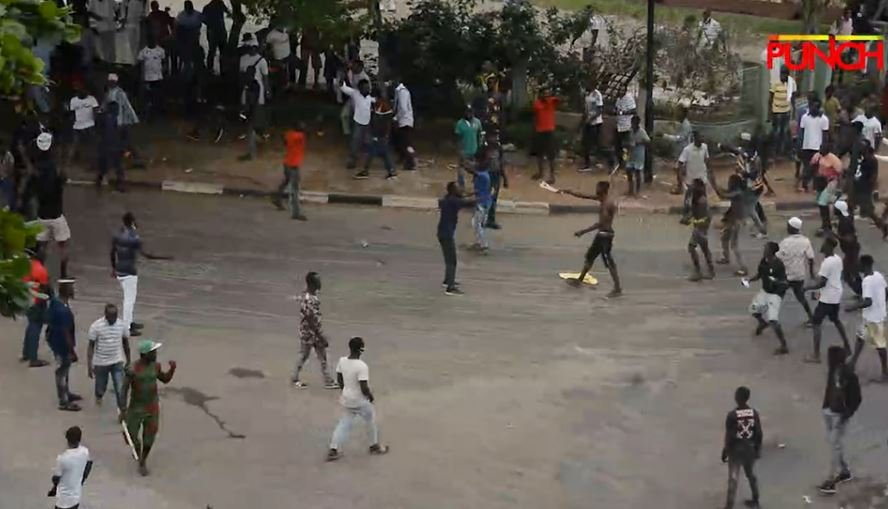 APC And PDP Clash Over Attack On #EndSARS Protesters In Lagos
