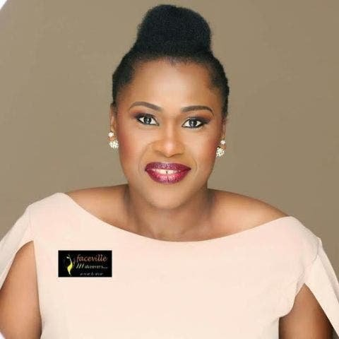#EndSARS: Actress Uche Jumbo Places Curse On Those Paying Thugs To Disrupt Peaceful Protest