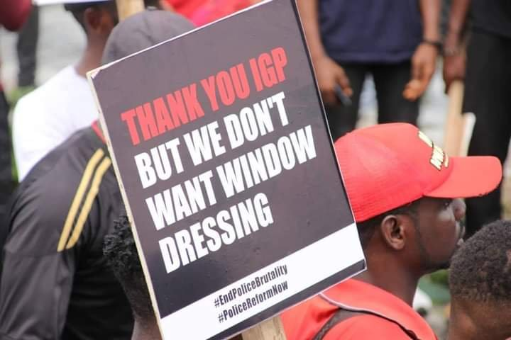 Wike Makes U-turn, Joins EndSARS Protest In Port Harcourt (Photos)