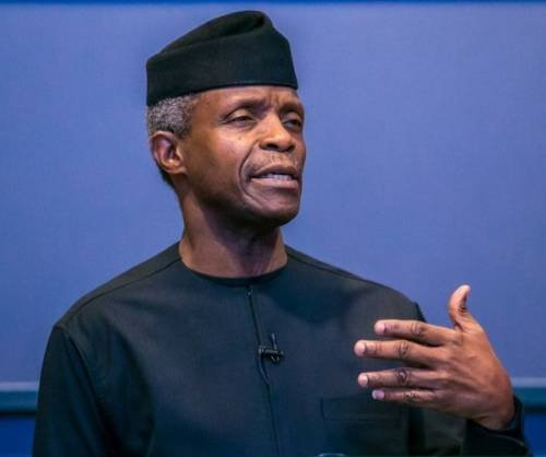 """""""We'll Make Sure Replacement For SARS Is Acceptable"""" – Vice President, Osinbajo"""