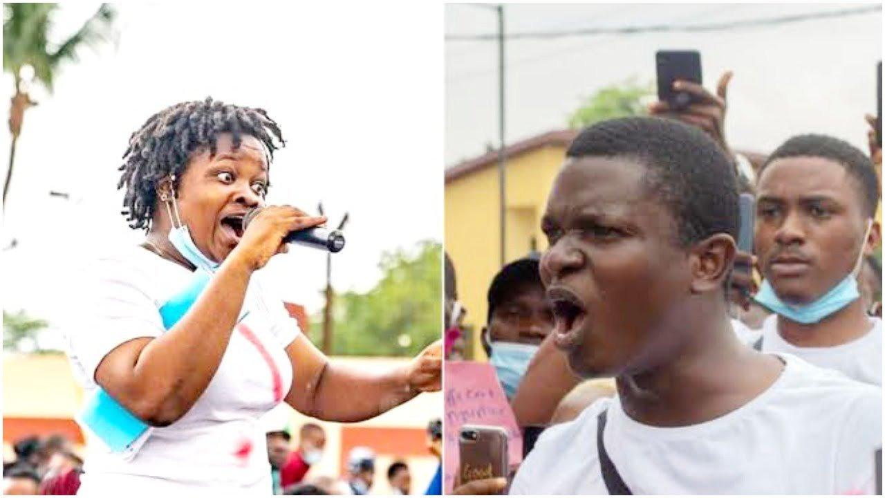 Youth members return to Lagos panel