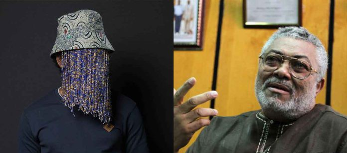 Anas reacts to the passing away of Jerry John Rawlings thanks him for inspiration