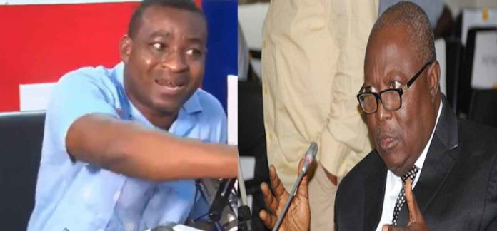 Martin Amidu is a chronic weed smoker – Chairman Wontumi alleges