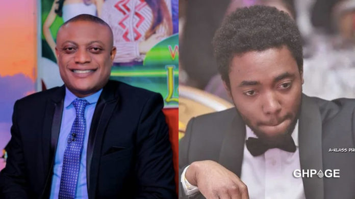 Rawlings' son is the most useless person I've ever come across – Maurice Ampaw blasts