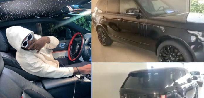 Medikal gets a brand new 2021 Range Rover Autobiography