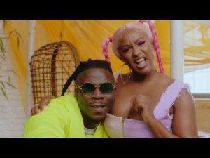 VIDEO: DJ Cuppy Ft. Stonebwoy – Karma   Download mp4