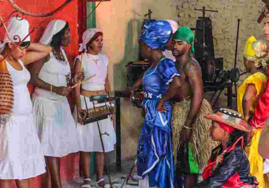Did You Know Some Cuban People Speak Yoruba, They Are Called The Lucumi people!