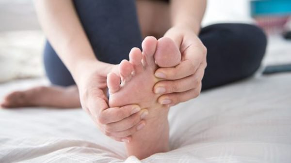 7 things your feet are telling you about your health