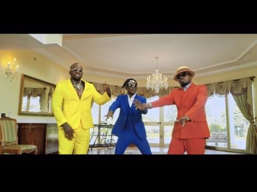 VIDEO: Kofi Jamar Ft. Ice Prince x Khaligraph Jones – In The City | mp4 Download