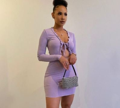 Thuli Phongolo wants to buy her mom a house in 2021