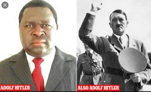 Meet Namibian Politician Named Adolf Hitler An Yes He Won Election