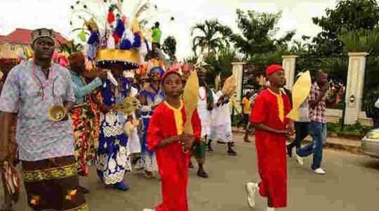 OFALA FESTIVAL In Eastern Nigeria | Interesting Things To Look Out For