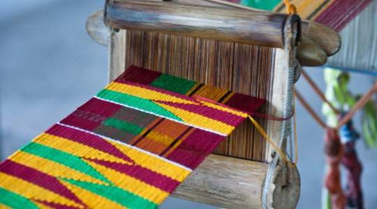 KENTE   History Behind One Of The Most Recognisable African Textiles In The World