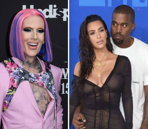 """I'm not sleeping with Kanye west"" – Jeffree Star finally denies rumour in clear terms"
