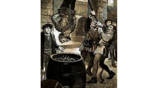 SHOCKING!!! See The Only King To Be Killed And Drowned In A Wine Barrel