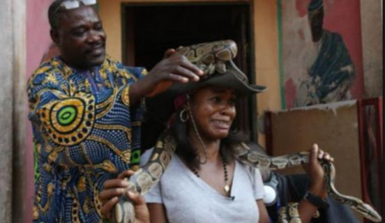 PYTHONS AND SPIRIRTUALITY: Four Tribes That Worship And Revere Pythons In Nigeria