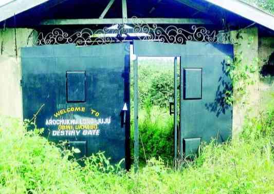 AROCHUKWU LONG JUJU: A Sacred Forgotten Temple Of Judgment In Nigeria