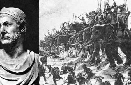4 Reasons The Great Hannibal Could Not Win The War For Carthage