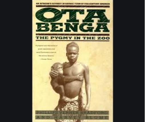 The Tragic Life Of Ota Benga: The Man Who Was Caged In A Zoo With Monkeys To Attract Tourists