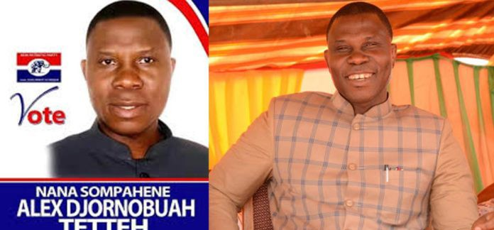 NPP MP survives gruesome car accident