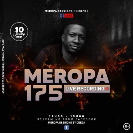DOWNLOAD Ceega Wa Meropa – 175 Mix MP3